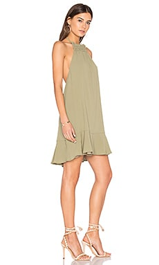 Chase That Feeling Dress in Khaki
