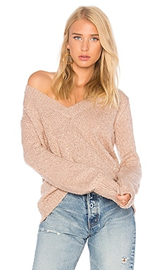 Exit Knit Pullover Sweater