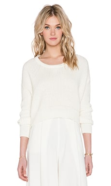 The Fifth Label Play by Play Sweater in Ivory