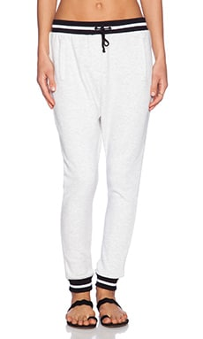 The Fifth Label Tulip Track Pant in Light Grey Marle