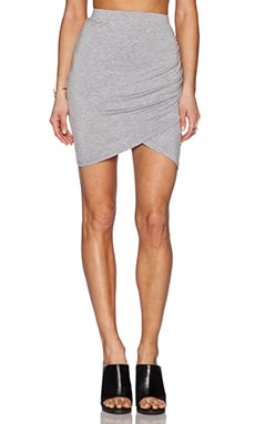 The Fifth Label All To Myself Skirt in Grey Marle