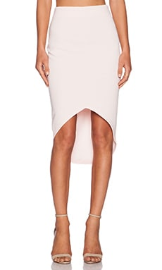The Fifth Label Building Blocks Skirt in Ice Pink