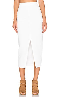 The Fifth Label Watchtower Skirt in Ivory