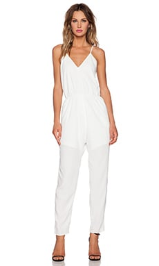 The Fifth Label Dreamshaker Jumpsuit in Ivory