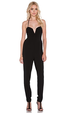 The Fifth Label Join The Ride Jumpsuit in Black