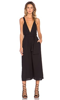 The Fifth Label Poetry In Motion Jump Suit in Black