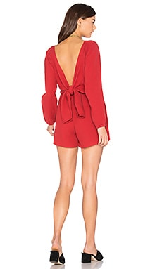Sweet Disposition Romper
