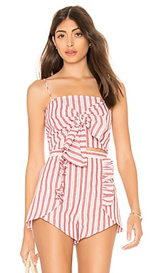 Acacia Stripe Top The Fifth Label $64