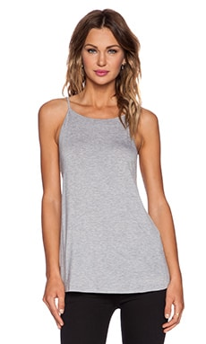 The Fifth Label Play It Right Top in Grey Marle