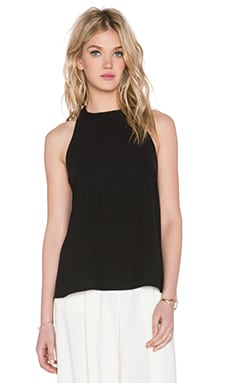 The Fifth Label Sahara Top in Black