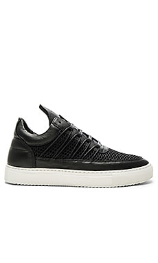 Filling Pieces Low Top Cane in Black