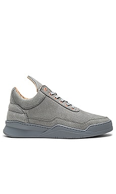 Low Top Perforated Alam