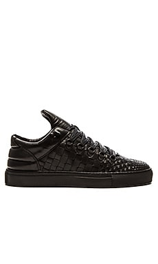 Filling Pieces Mountain Cut ACP Woven in Black