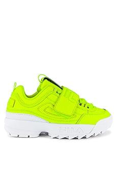 Disruptor II Applique Sneaker Fila $51