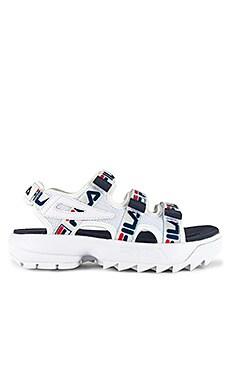 Disruptor Sandal Fila $44