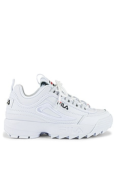 Disruptor 2 3D Embroider Sneaker Fila $75 NEW ARRIVAL