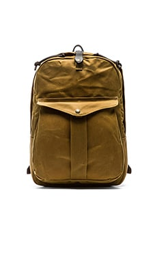 Filson Journeyman Backpack in Dark Tan