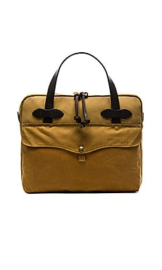 Filson Tablet Briefcase in Tan