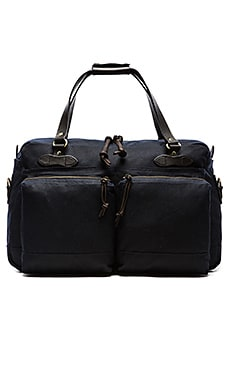 Filson 48 Hour Duffle in Navy