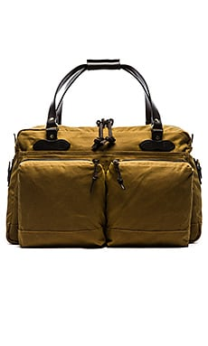 Filson 48 Hour Duffle in Dark Tan