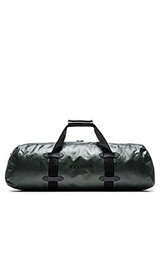 Filson Medium Dry Duffle Zip Top in Green