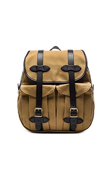 Rucksack in Dark Tan