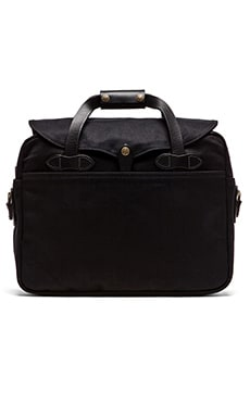 Briefcase Computer Bag in Black