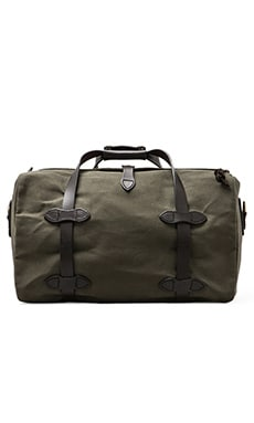 Small Duffle en Otter Green