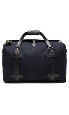Medium Duffle in Navy