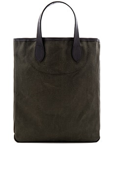 Filson Medium Bucket Tote in Otter Green