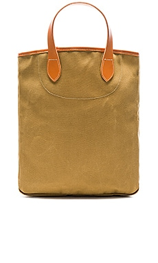 Medium Bucket Tote in Tan