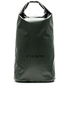 Filson Medium Dry Bag in Green