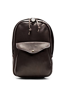 Filson Weatherproof Journeyman Backpack in Sierra Brown