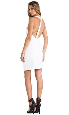 Finders Keepers On and On Dress in White