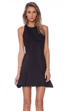 Finders Keepers Harlequin Dreams Dress in Black