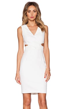 Finders Keepers Moonlight Dress in White