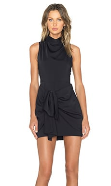 Finders Keepers Earthly Treasures Dress in Black