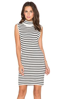 Finders Keepers Playground Tactics Dress in Stripe