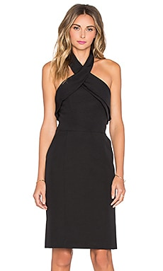 Finders Keepers Wrong Direction Dress in Black