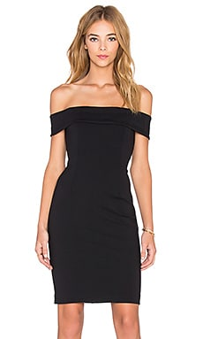 Finders Keepers Wicked Games Dress in Black