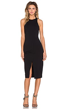 Finders Keepers Hideaway Dress in Black