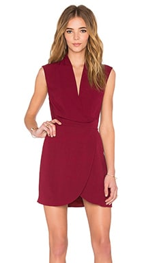 Finders Keepers Dreaming Of You Dress in Plum