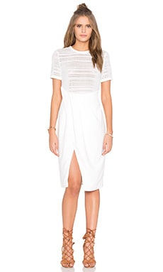 My Mind Dress en Blanc