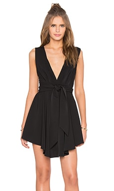 Collide Dress in Black