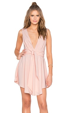 Finders Keepers Collide Dress in Pink