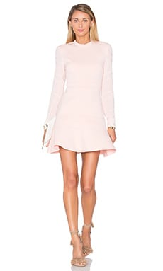Finders Keepers Without You Dress in Pale Pink