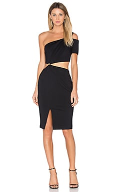 Latrobe Dress in Black