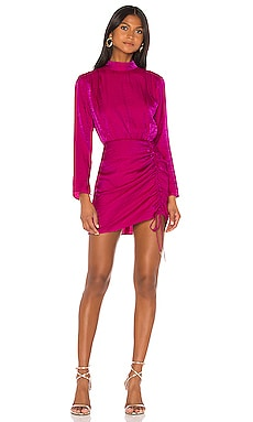 ROBE COURTE YASMINE Finders Keepers $155 BEST SELLER
