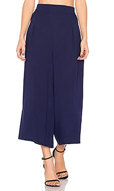 Mason Culottes in Navy