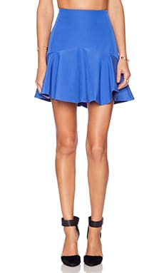 Finders Keepers Tiny Dancer Skirt in Blue